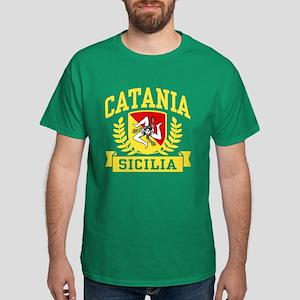 Catania Sicilia Dark T-Shirt
