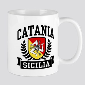 Catania Sicilia Mug