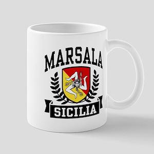 Marsala Sicilia Mug