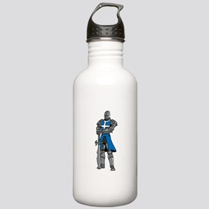 Blue Crusader Stainless Water Bottle 1.0L