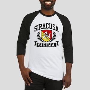 Siracusa Sicilia Baseball Jersey