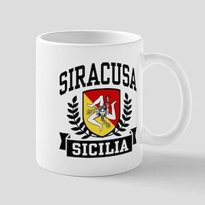 Siracusa Sicilia Mug