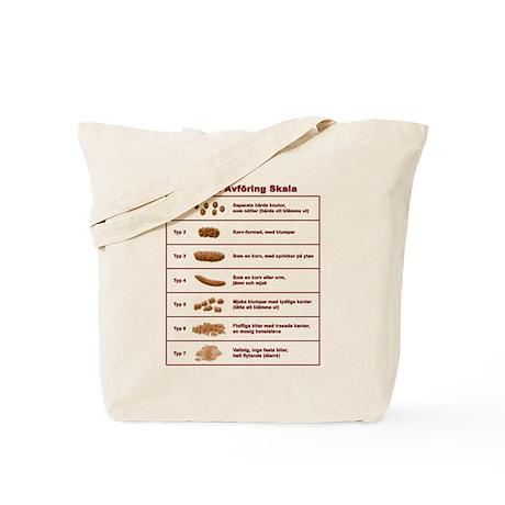 Bristol Avföring Skala Tote Bag