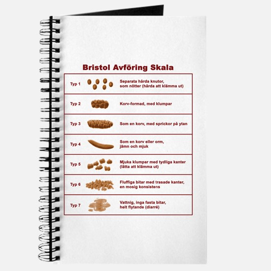 Bristol Avföring Skala Journal