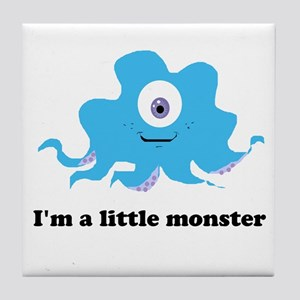 little monster Tile Coaster