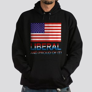Liberal Hoodie (dark)