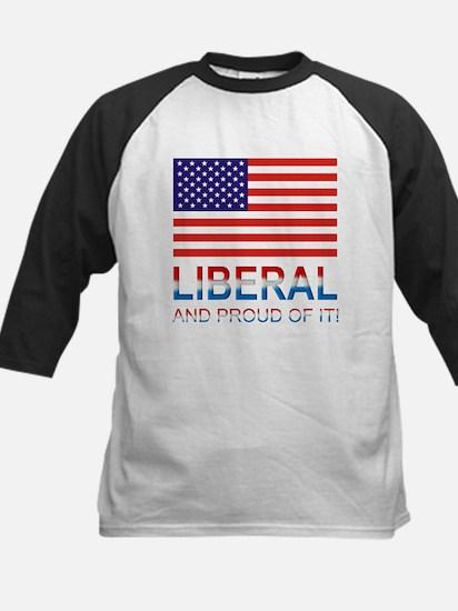 Liberal Kids Baseball Jersey