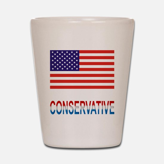 Conservative Shot Glass