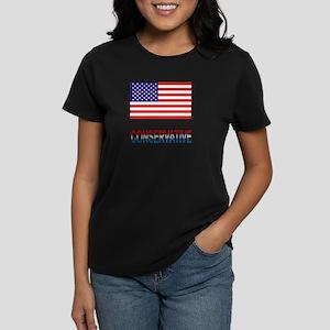 Conservative Women's Dark T-Shirt