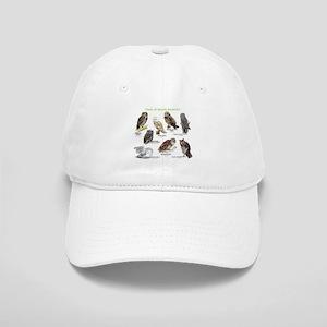 Owls of North America Cap