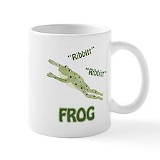 Ribbitt - Frog Mug