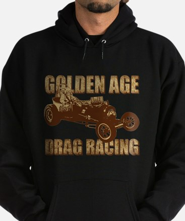 Golden Age Drag Race Altered Hoodie (dark)