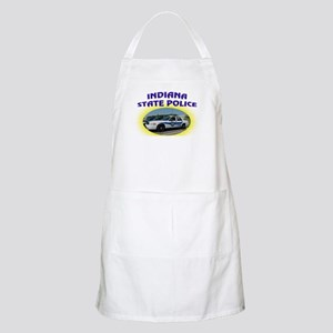 Indiana State Police Apron