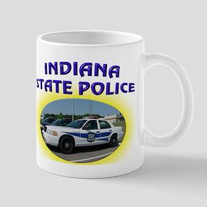 Indiana State Police Mug