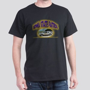 Iowa State Patrol Dark T-Shirt