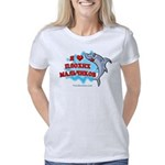 2-IloveBadBoys Women's Classic T-Shirt
