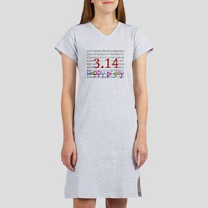 Pi Day Women's Nightshirt