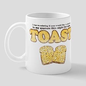 Toast (Vintage Look) Mug