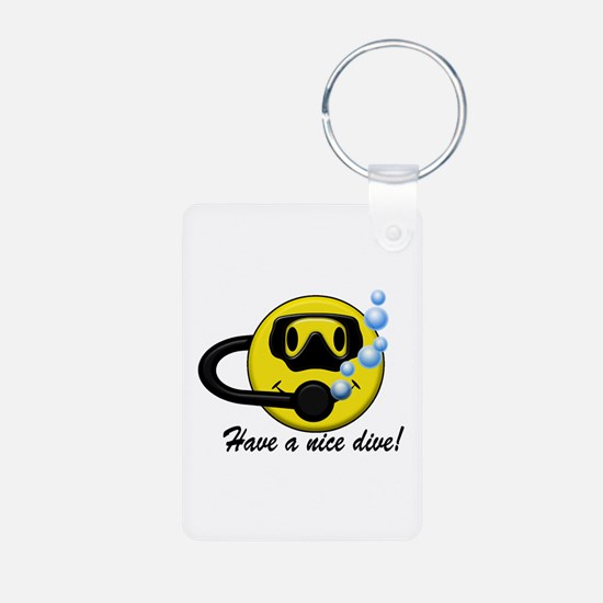 Have a Nice Dive! Keychains