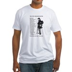 Union Reenactor Fitted T-Shirt