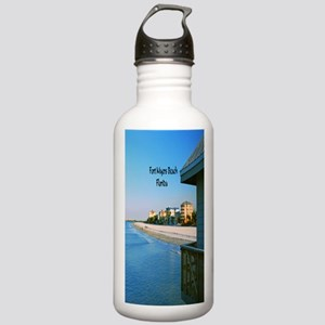 Fort Myers Stainless Water Bottle 1.0L