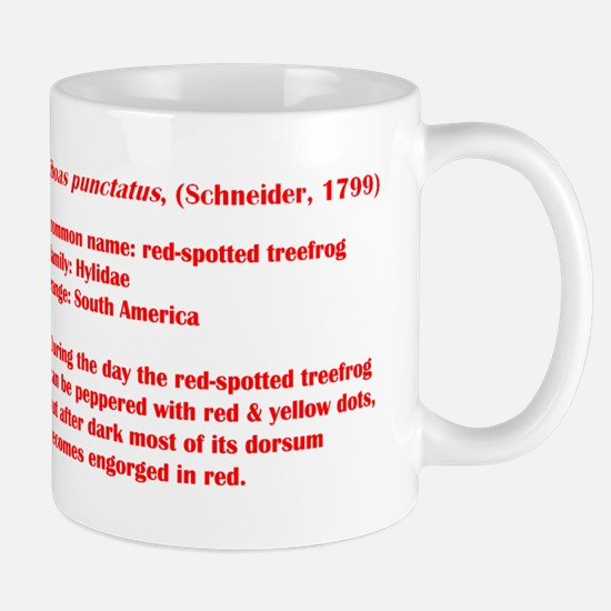 Red-spotted Treefrog Mug