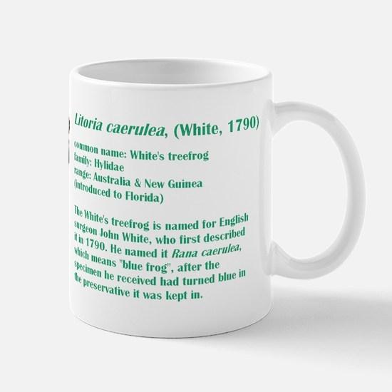 White's Treefrog Mug