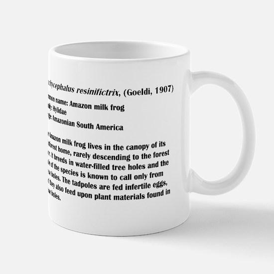 Amazon Milk Frog Mug
