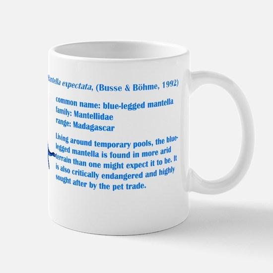 Blue-legged Mantella Mug