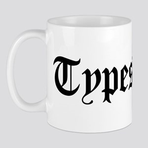 Typesetter Mug