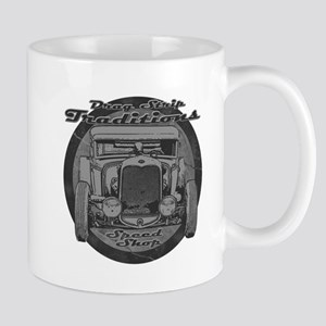 1930 Ford Coupe Speed Shop Mug