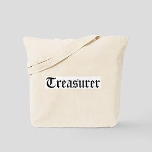 Treasurer Tote Bag