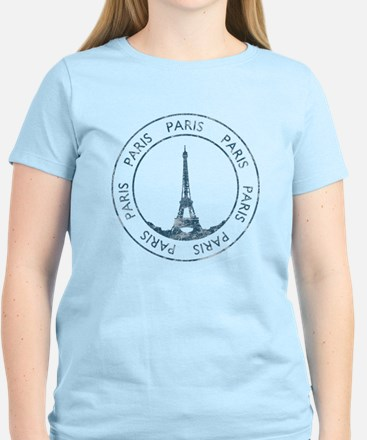 Vintage Paris Women's Light T-Shirt