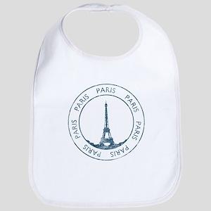 Vintage Paris Bib
