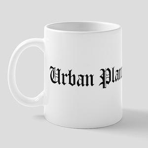 Urban Planning Teacher Mug