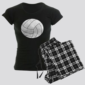 Volleyball Women's Dark Pajamas