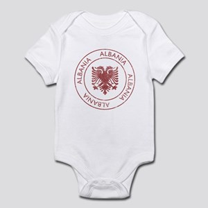 Vintage Albania Infant Bodysuit