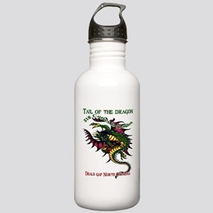 Tail Of The Dragon Stainless Water Bottle 1.0L