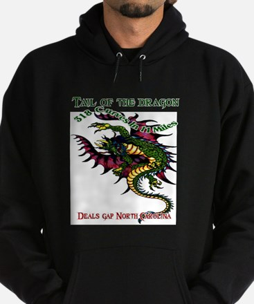 Tail Of The Dragon Hoodie (dark)