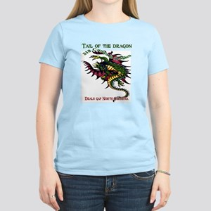 Tail Of The Dragon Women's Light T-Shirt