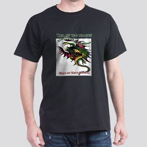 Tail Of The Dragon Dark T-Shirt