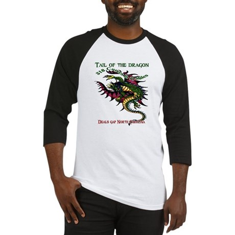 Tail Of The Dragon Baseball Jersey