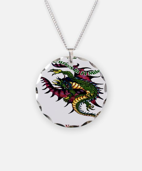 Tail Of The Dragon Necklace
