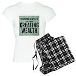 Creating Wealth Women's Light Pajamas