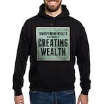 Creating Wealth Hoodie (dark)