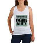 Creating Wealth Women's Tank Top