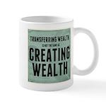Creating Wealth Mug