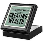 Creating Wealth Keepsake Box
