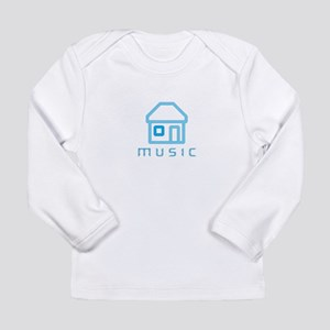 House Music Long Sleeve Infant T-Shirt