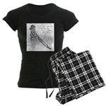 Real Bad Idea Women's Dark Pajamas